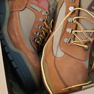 Authentic Timberland ankle boots 10